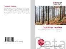 Capa do livro de Cupressus Torulosa