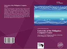 Bookcover of University of the Philippines Computer Center