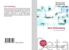 Capa do livro de Amt Schöneberg