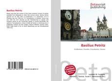 Couverture de Basilius Petritz
