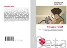 Kimagure Robot kitap kapağı