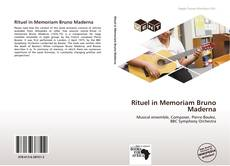 Couverture de Rituel in Memoriam Bruno Maderna