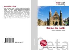 Buchcover von Basilius der Große