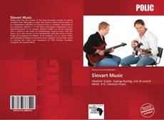 Bookcover of Slovart Music