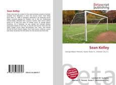 Buchcover von Sean Kelley