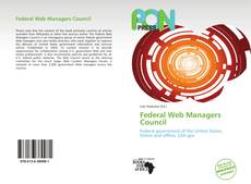 Bookcover of Federal Web Managers Council