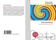 Bookcover of Amt Saarburg
