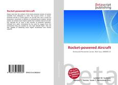 Buchcover von Rocket-powered Aircraft