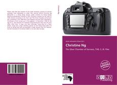 Bookcover of Christine Ng