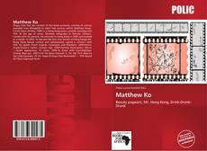 Обложка Matthew Ko
