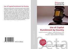 Обложка Use of Capital Punishment by Country