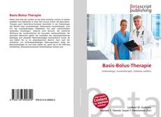 Bookcover of Basis-Bolus-Therapie