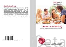 Capa do livro de Basische Ernährung