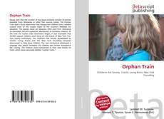 Capa do livro de Orphan Train