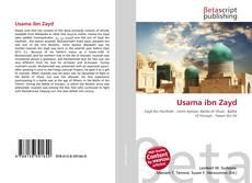 Usama ibn Zayd kitap kapağı