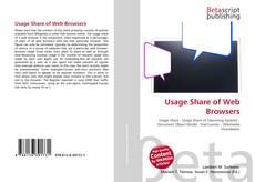 Portada del libro de Usage Share of Web Browsers