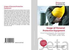 Copertina di Usage of Personal Protective Equipment
