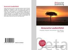 Buchcover von Araucaria Laubenfelsii
