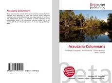 Portada del libro de Araucaria Columnaris
