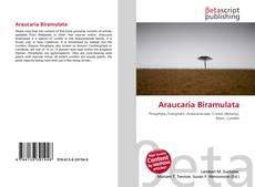 Portada del libro de Araucaria Biramulata