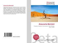Bookcover of Araucaria Bernieri
