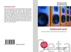 Bookcover of Orphaned Land