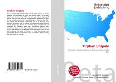 Bookcover of Orphan Brigade
