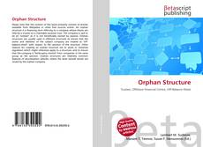Bookcover of Orphan Structure