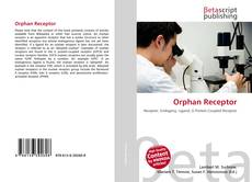 Bookcover of Orphan Receptor