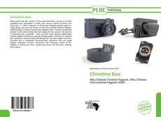 Bookcover of Christine Kuo