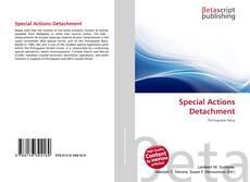 Couverture de Special Actions Detachment