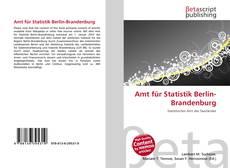 Portada del libro de Amt für Statistik Berlin-Brandenburg