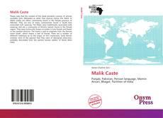 Buchcover von Malik Caste