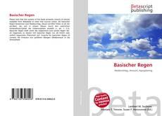 Basischer Regen的封面