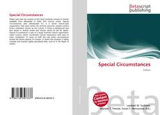 Bookcover of Special Circumstances