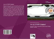 Bookcover of Arc @ UNSW Limited