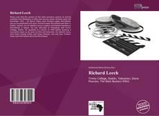 Buchcover von Richard Leech