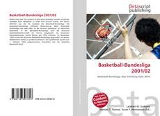 Обложка Basketball-Bundesliga 2001/02
