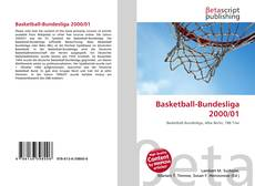 Bookcover of Basketball-Bundesliga 2000/01