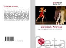 Обложка Orquesta El Arranque