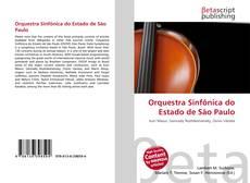 Capa do livro de Orquestra Sinfônica do Estado de São Paulo
