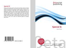 Bookcover of Special D.