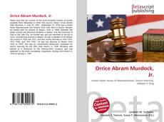 Bookcover of Orrice Abram Murdock, Jr.