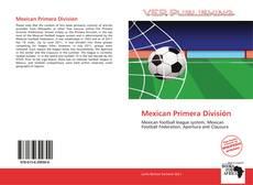 Capa do livro de Mexican Primera División
