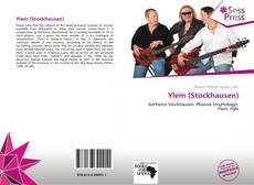 Bookcover of Ylem (Stockhausen)