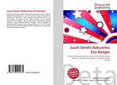 Bookcover of Juuni Senshi Bakuretsu Eto Ranger