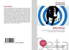 Capa do livro de Usha Uthup