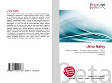 Bookcover of Usha Haley