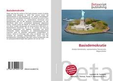 Basisdemokratie kitap kapağı