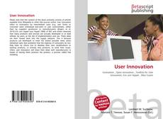 Bookcover of User Innovation